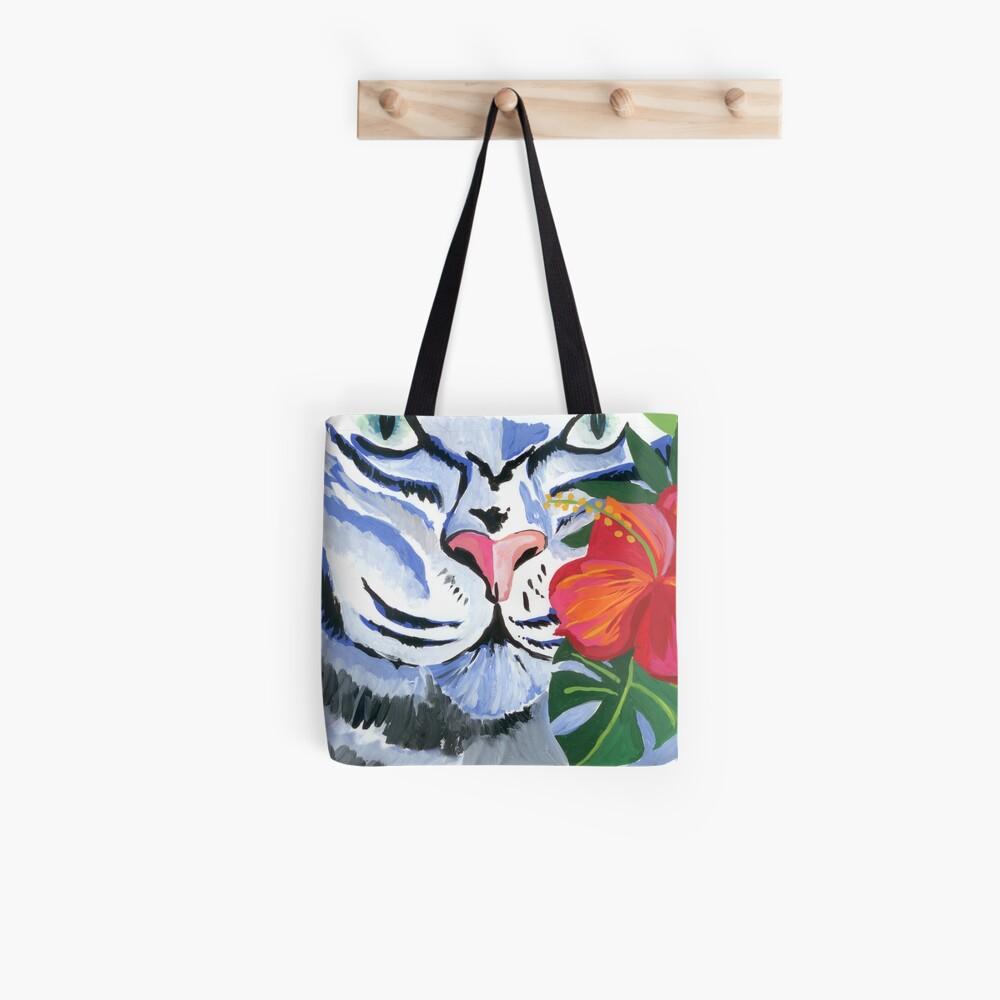 Jungle Stofftasche
