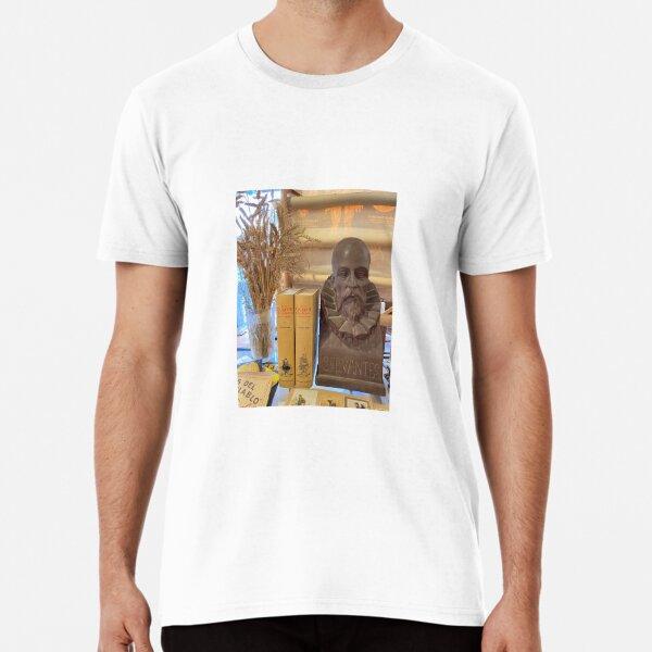 Cervantes Camiseta premium