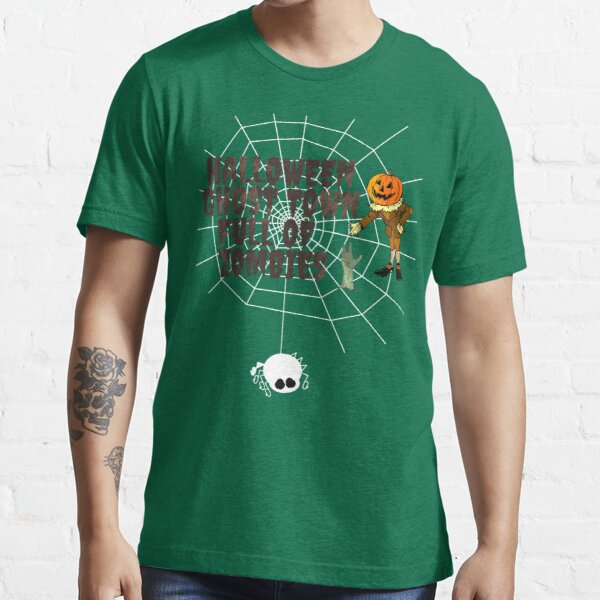 Halloween Ghost Town - Pumpkin-Head Tee Essential T-Shirt