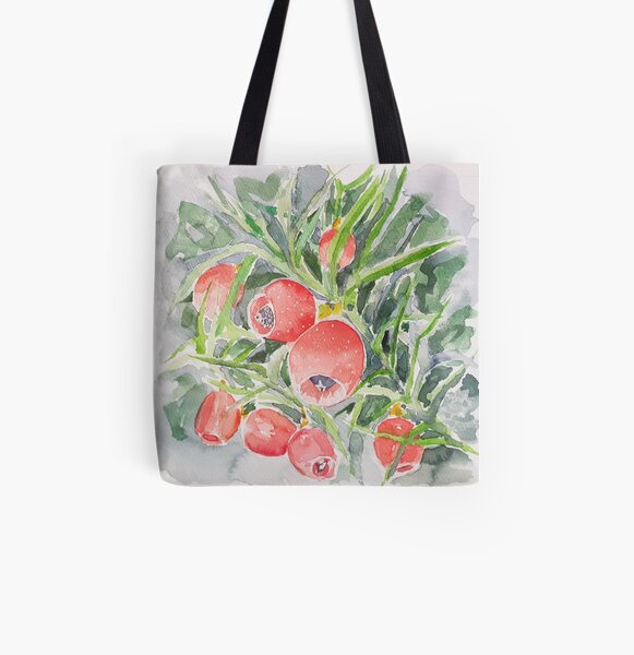 If Tote bag doublé