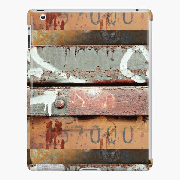 Industrial Grunge iPad Snap Case