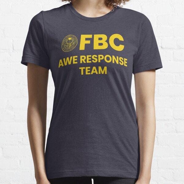 Federal Bureau of Control - AWE Response Team Essential T-Shirt