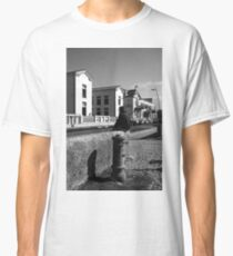 Ostia seafront: buildings, standpipe Classic T-Shirt