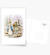 481e6e17a904d Peter Rabbit and Benjamin Bunny Postcards