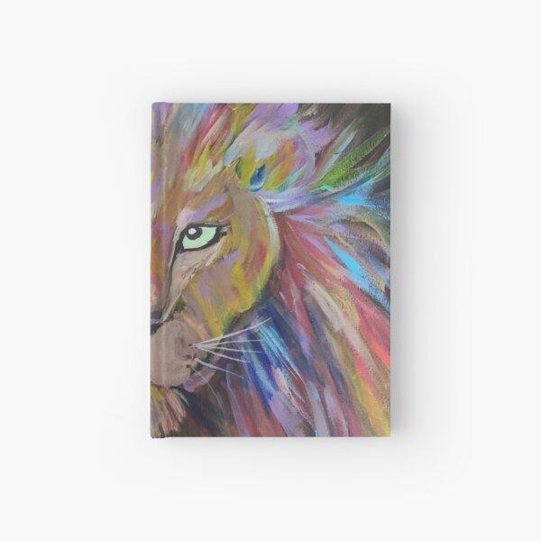 Lion Leo Hardcover Journal