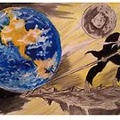 give me a place to stand and I will move the earth by mark45xxx