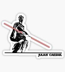 Star Wars: Julius Caesar - Black Ink Sticker