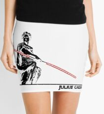 Star Wars: Julius Caesar - Black Ink Mini Skirt