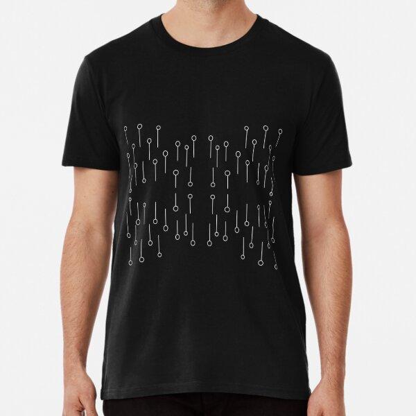 Orange coded design Premium T-Shirt
