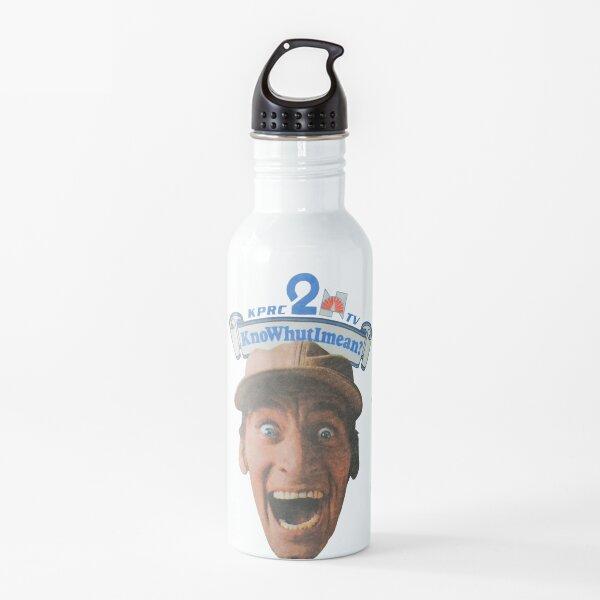 80s Ernest P. Worrell KnoWhutIMean Water Bottle
