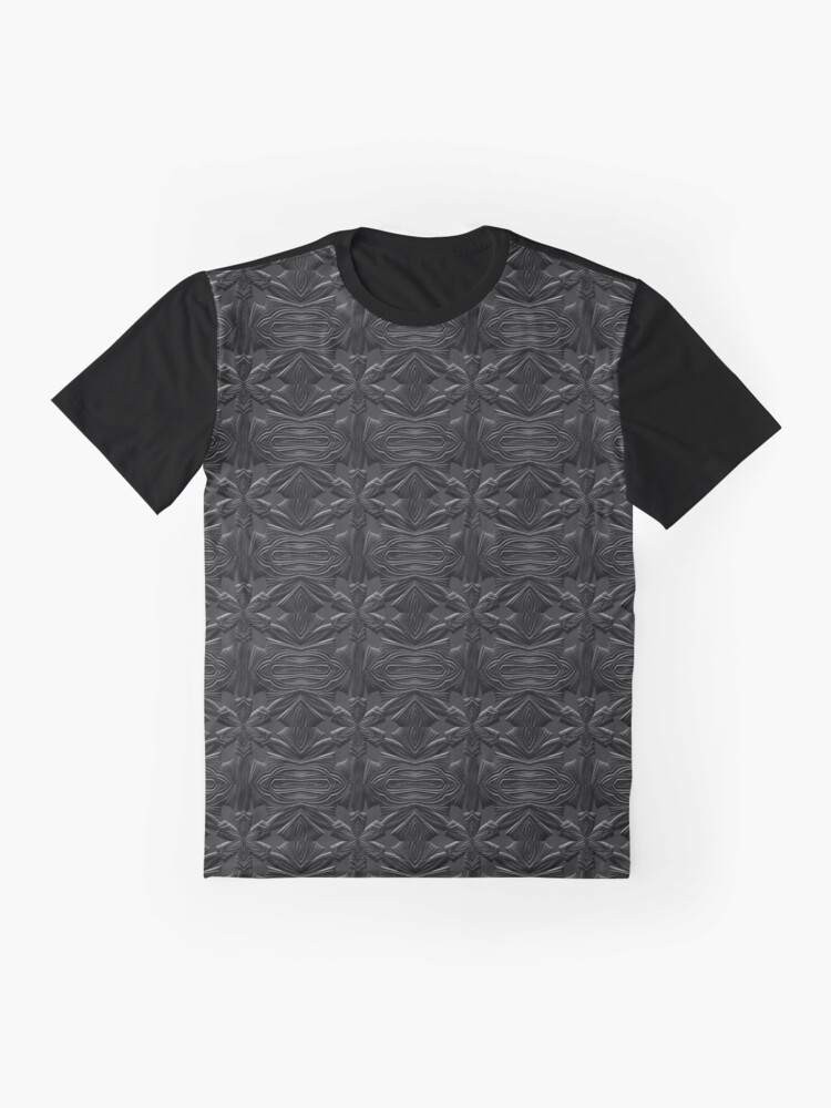Alternate view of Black Is Black Graphic T-Shirt