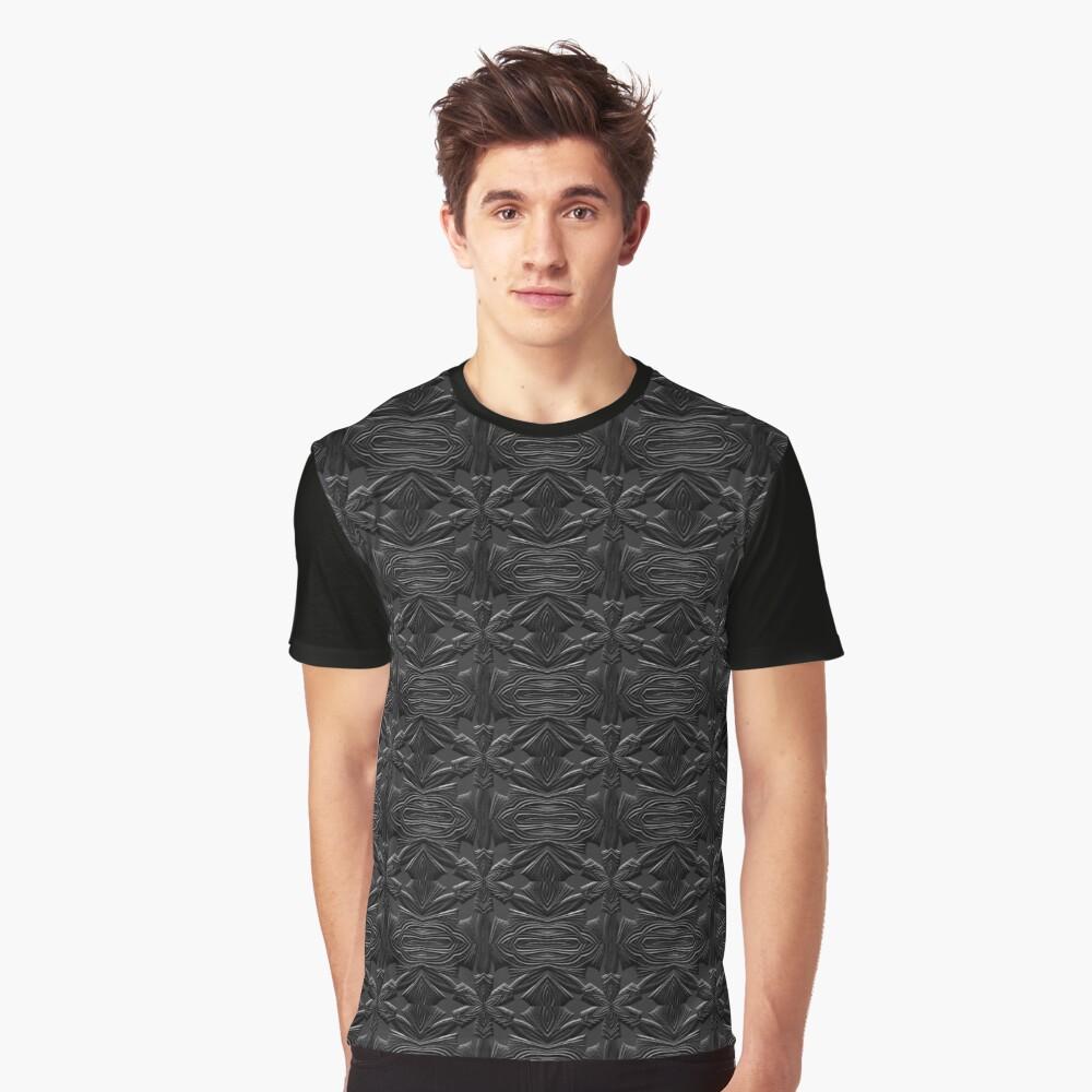 Black Is Black Graphic T-Shirt