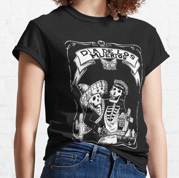 Dia de los muertos T-shirt classique