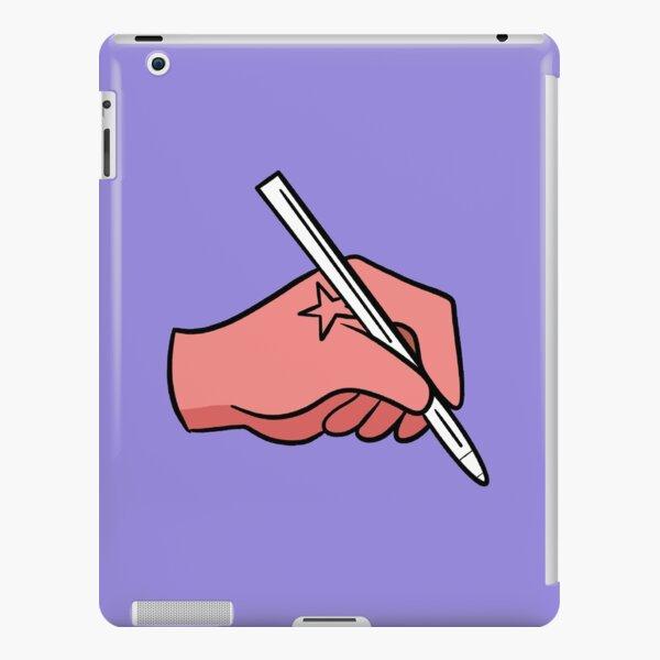 Starry Hand Stylus iPad Snap Case