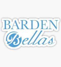 Barden Bella's Sticker