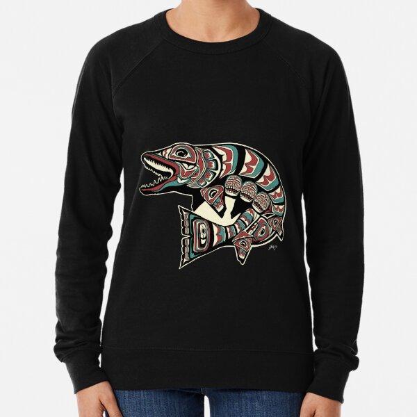 Alaskan Muskie Traditional Lightweight Sweatshirt