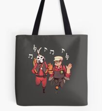 Mann Co Tote Bags | Redbubble