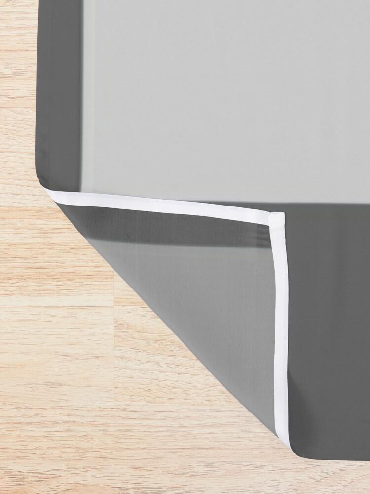 Alternative Ansicht von Dan & Phil Dan Bettdecke (sieht aus wie seine tatsächliche Bettdecke !!) Duschvorhang