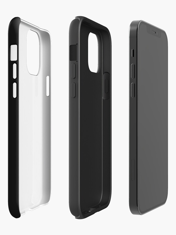 Alternate view of Digital Nomad. iPhone Case & Cover