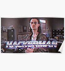 Hackerman Poster Poster