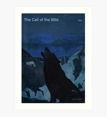 The Call of the Wild - Jack London Art Print