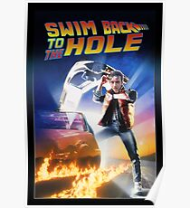 Swim Back to the hole Poster