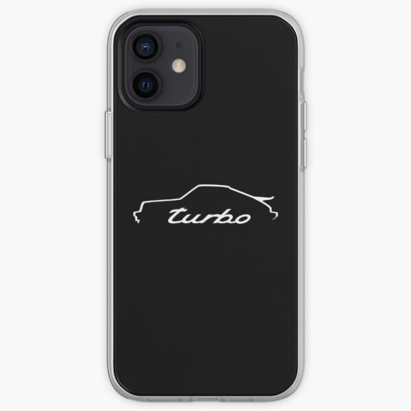 Porsche 911 turbo Funda blanda para iPhone