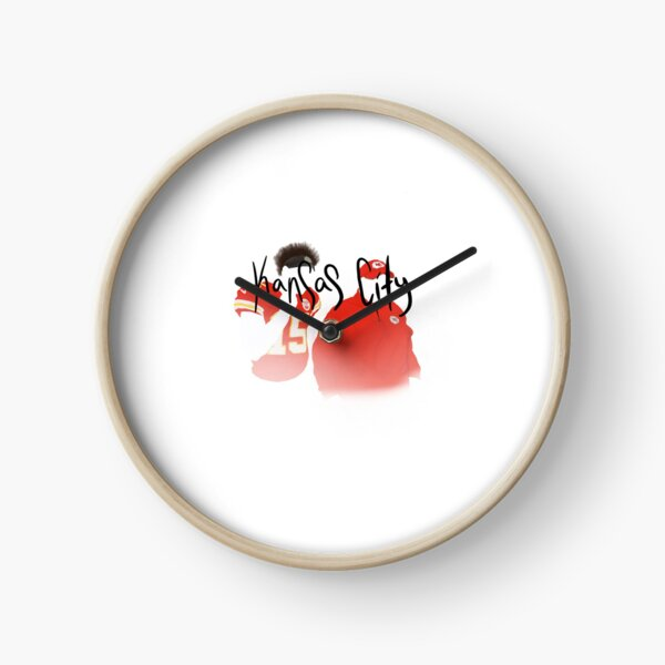 Patrick Mahomes & Andy Reid Clock