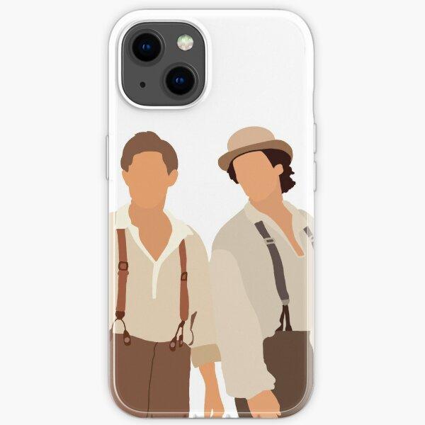 Damon und Stefan 1864 iPhone Flexible Hülle