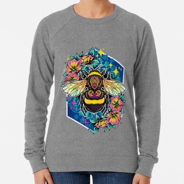 Bumblebee  Lightweight Sweatshirt