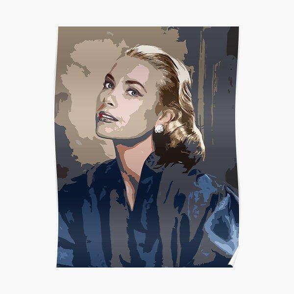 Grace Kelly - Princess Grace of Monaco Poster