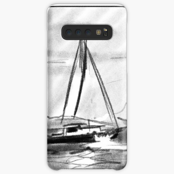 windwalker sketch Samsung Galaxy Snap Case