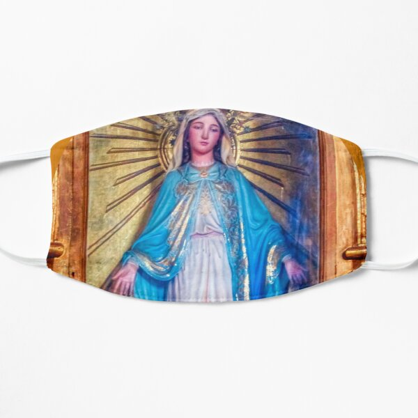 Medal of the Immaculate Conception Flat Mask
