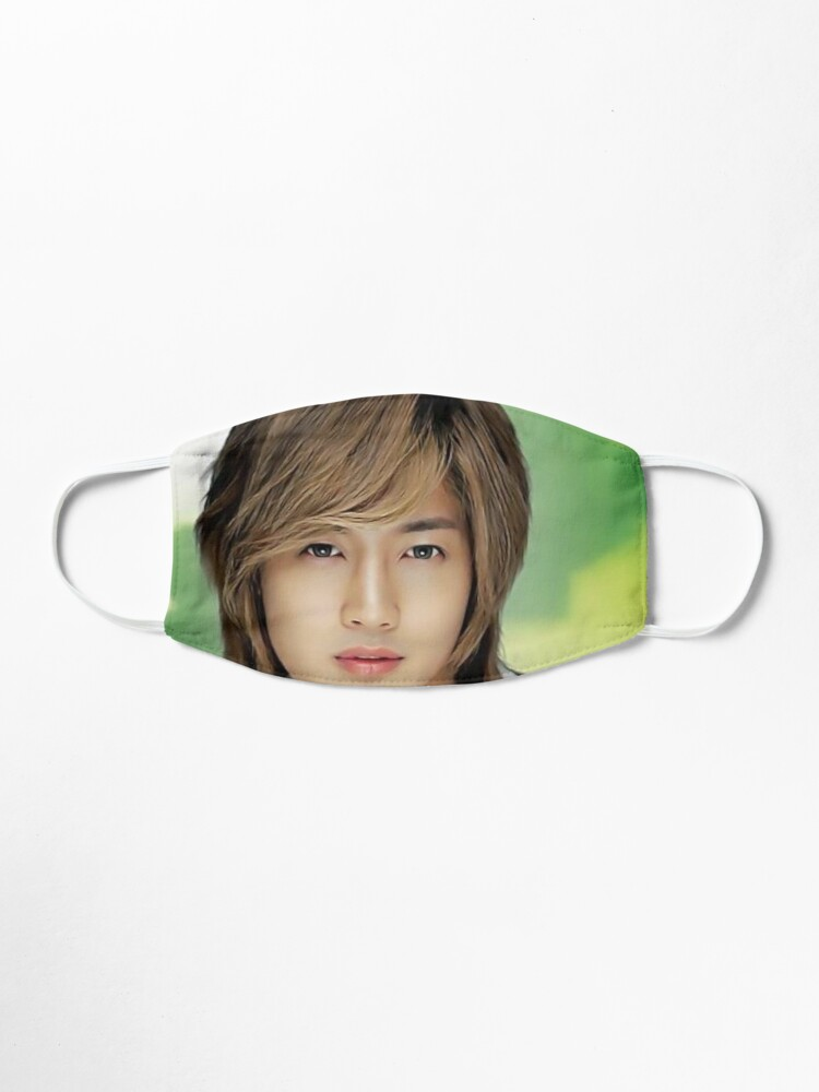 Alternate view of Kim Hyun Joong Mask