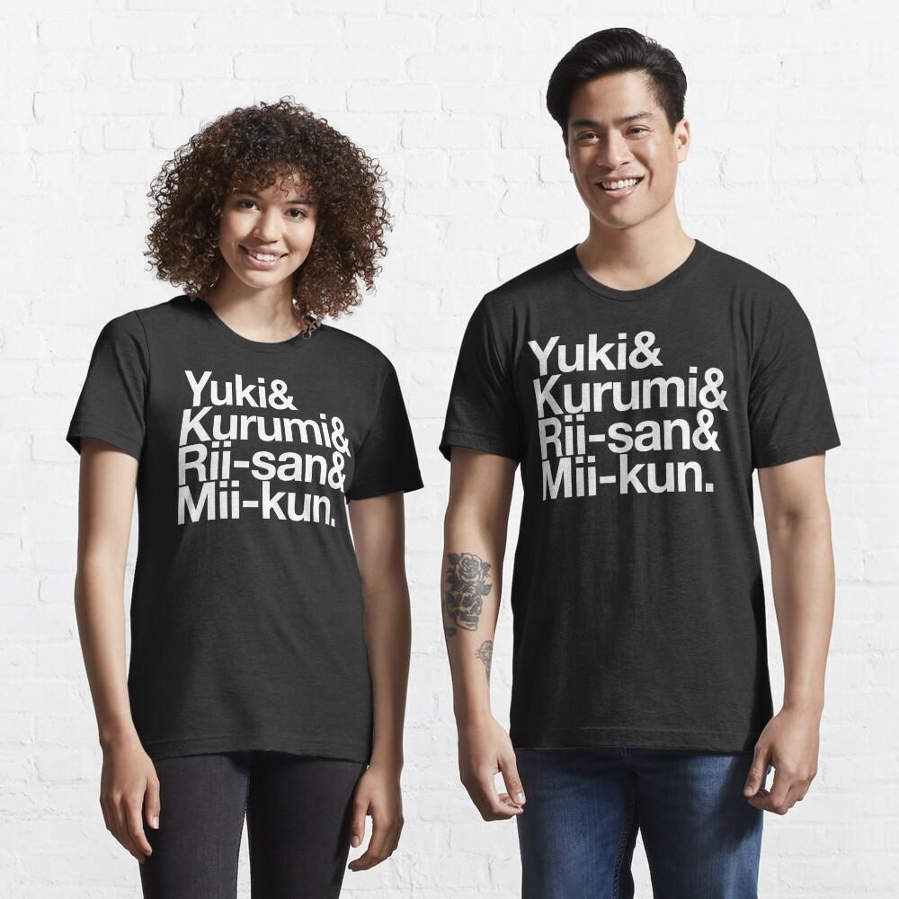 School Living Club x Helvetica Essential T-Shirt