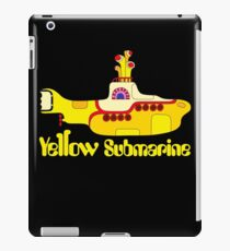 Yellow Submarine iPad Case/Skin