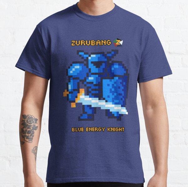 Blue Energy Knight- Zurubang Classic T-Shirt