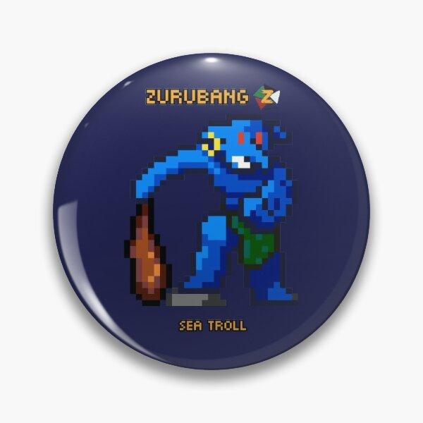 Sea Troll - Zurubang Pin