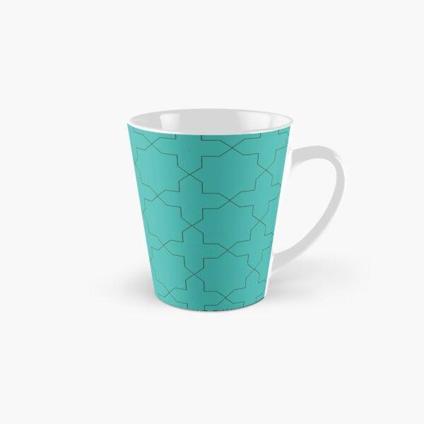 arabesque tiffany   Tall Mug