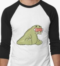 Deviljho Snack Baseball ¾ Sleeve T-Shirt
