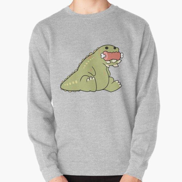 Deviljho Snack Pullover Sweatshirt