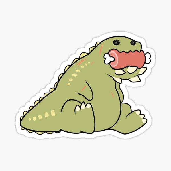 Deviljho Snack Sticker