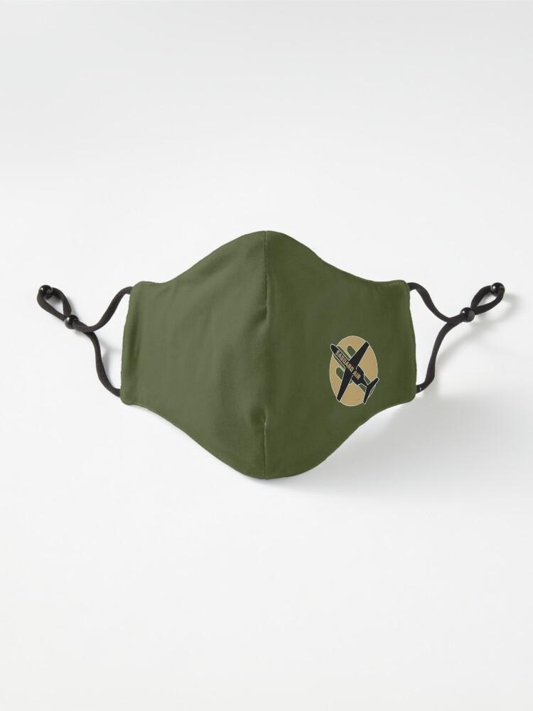 Alternate view of Saguaro Air Mask