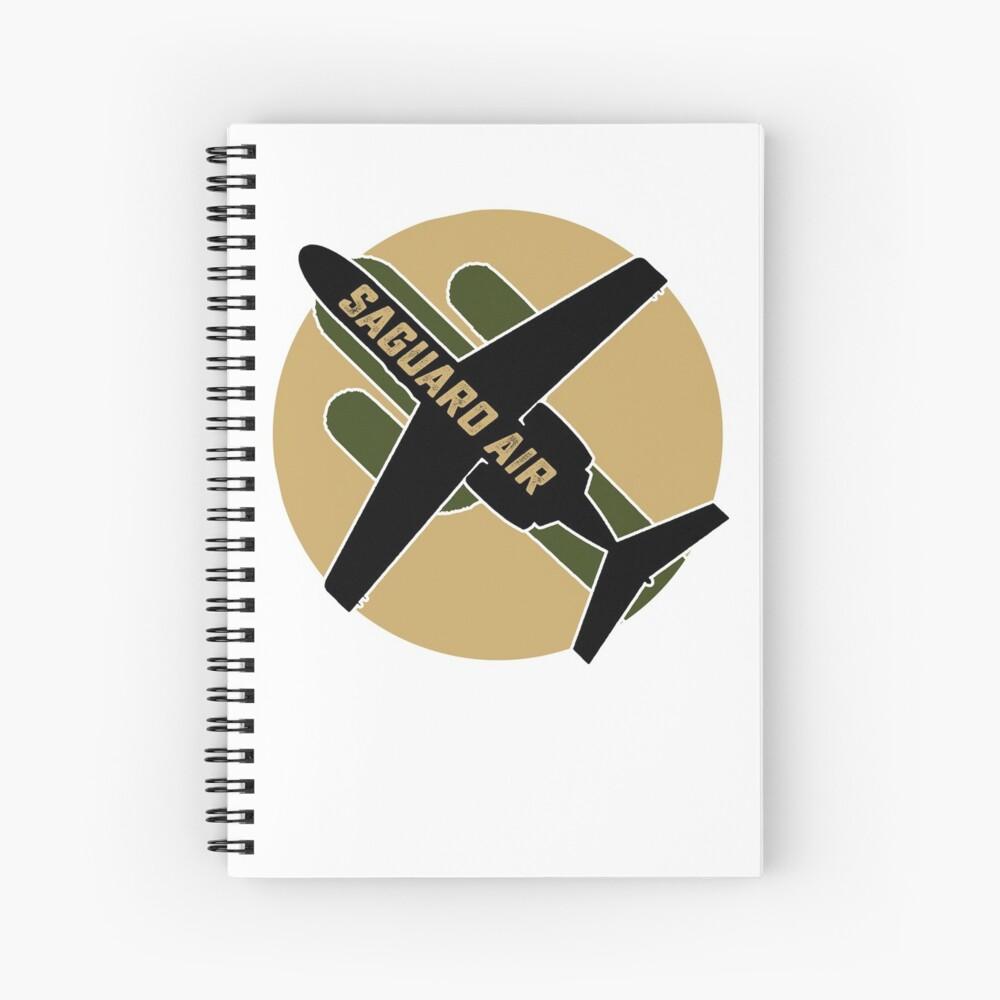 Saguaro Air Spiral Notebook