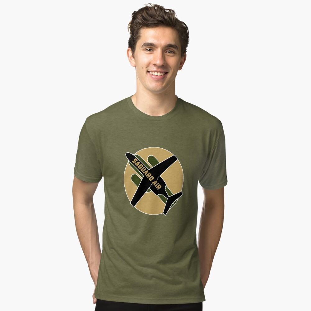 Saguaro Air Tri-blend T-Shirt