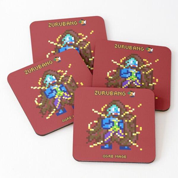 Ogre Mage - Zurubang Coasters (Set of 4)