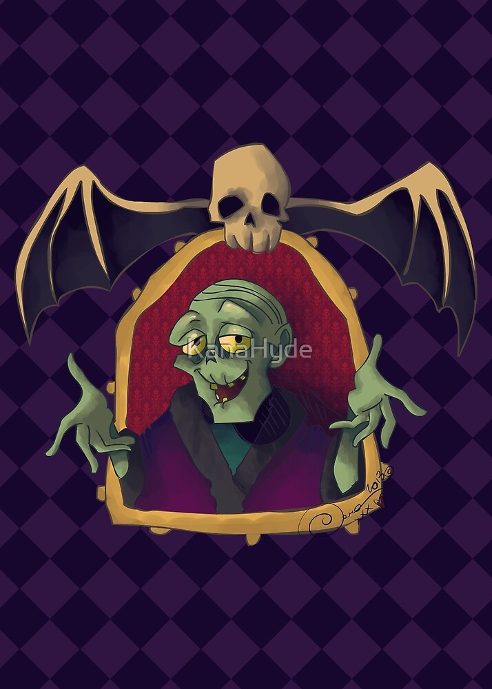 Tales from the Cryptkeeper by KanaHyde