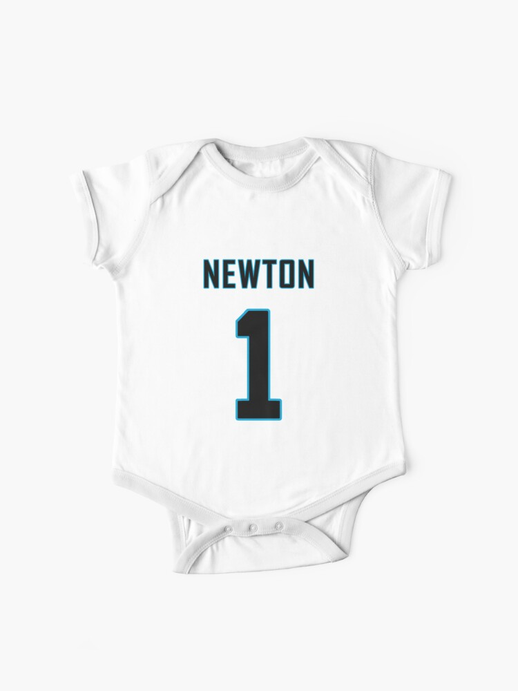the latest 3ba88 2a0ab Cam Newton Football Jersey | Baby One-Piece