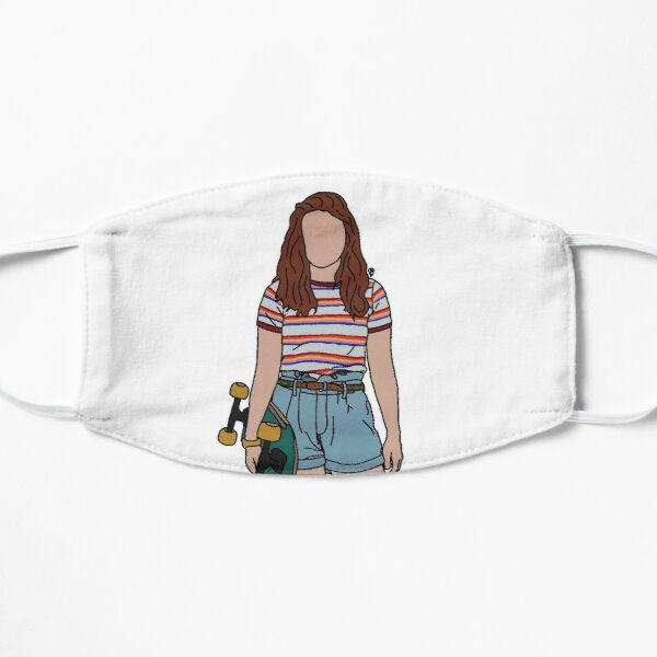 Stranger Things: Max Mayfield Flat Mask