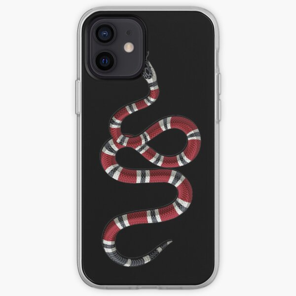 Gucci Snake iPhone Soft Case